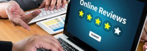 Developing Positive Online Reviews for Your Brand