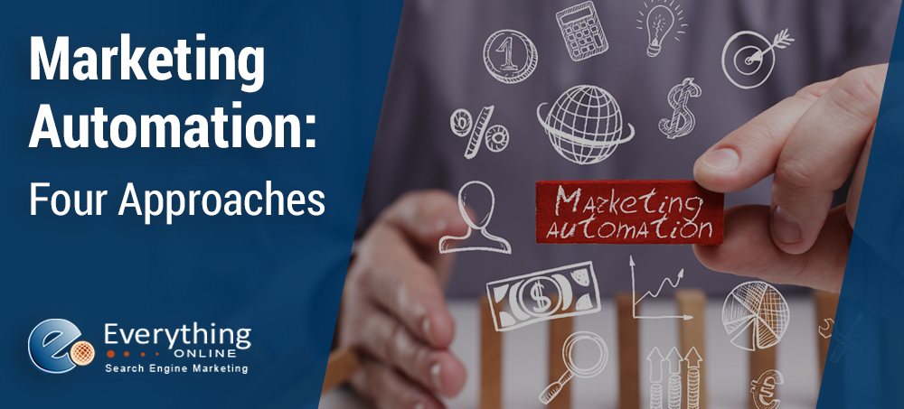 Marketing Automation: Four Approaches